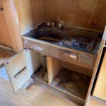 大田区の遺品整理(生前整理)の台所、作業後