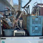 一軒家の残置物回収(生前整理)を行いました。(港区)東京都の写真1