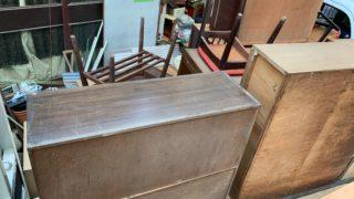 家具や大きな物の遺品整理(渋谷区)の写真1