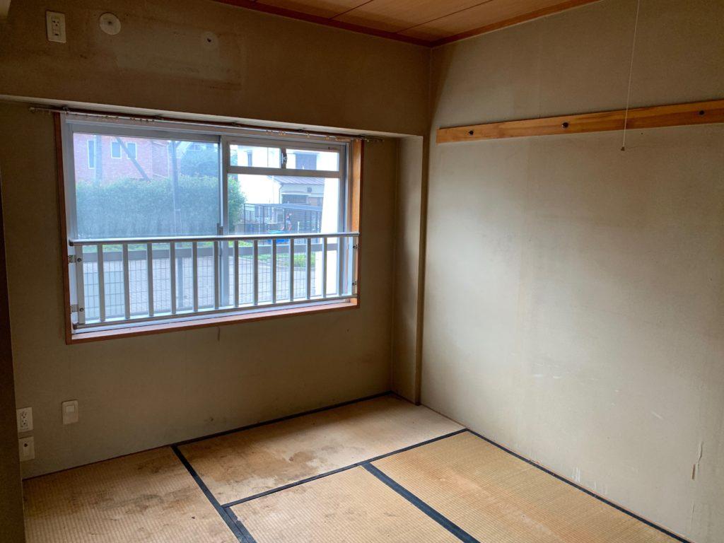 大田区マンション一室の生前整理後の写真3