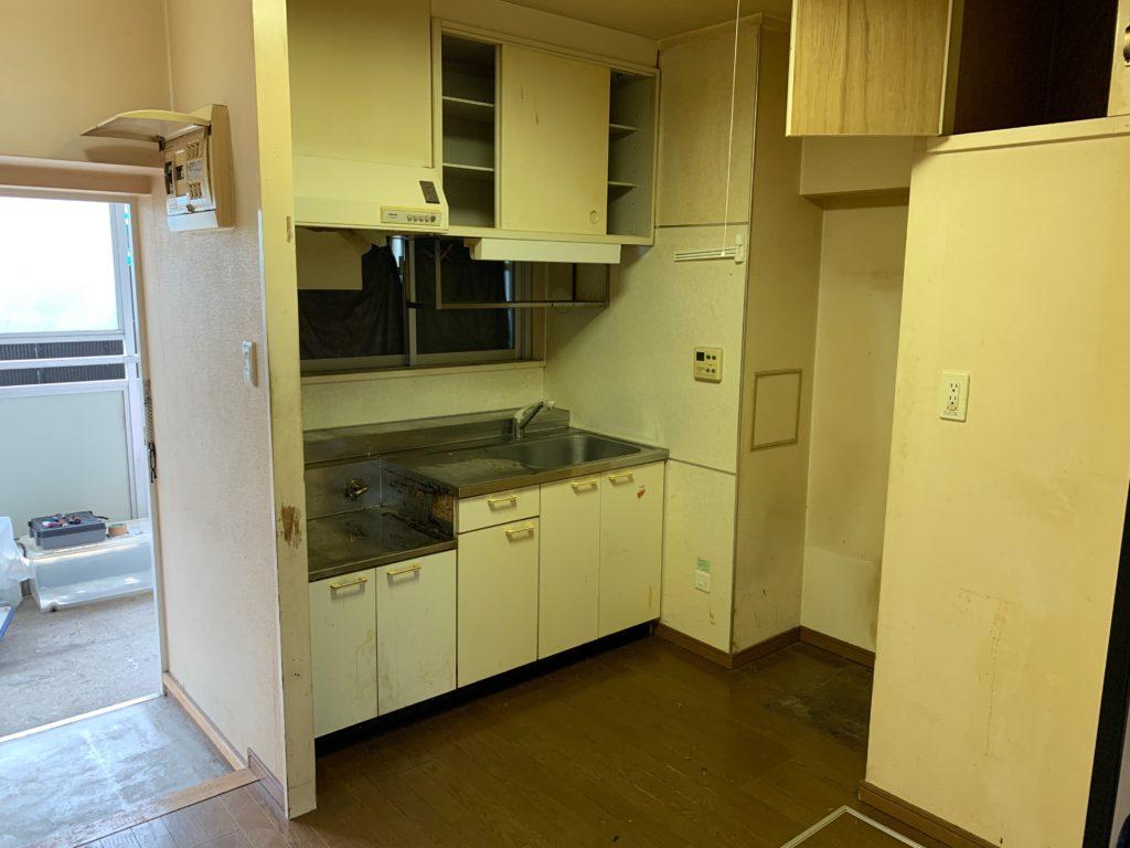 大田区マンション一室の生前整理後の写真2