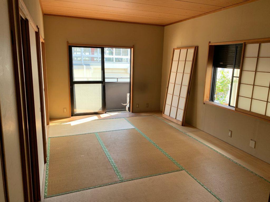 大田区三階建一軒家の生前整理(遺品整理)の写真8