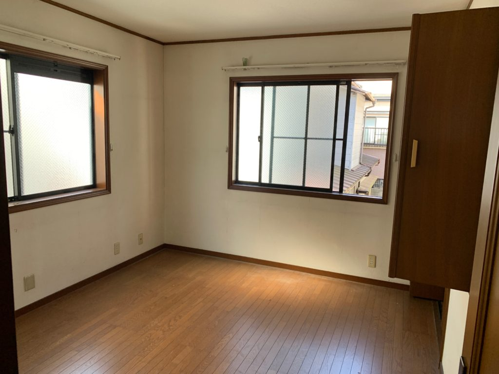 大田区三階建一軒家の生前整理(遺品整理)の写真7