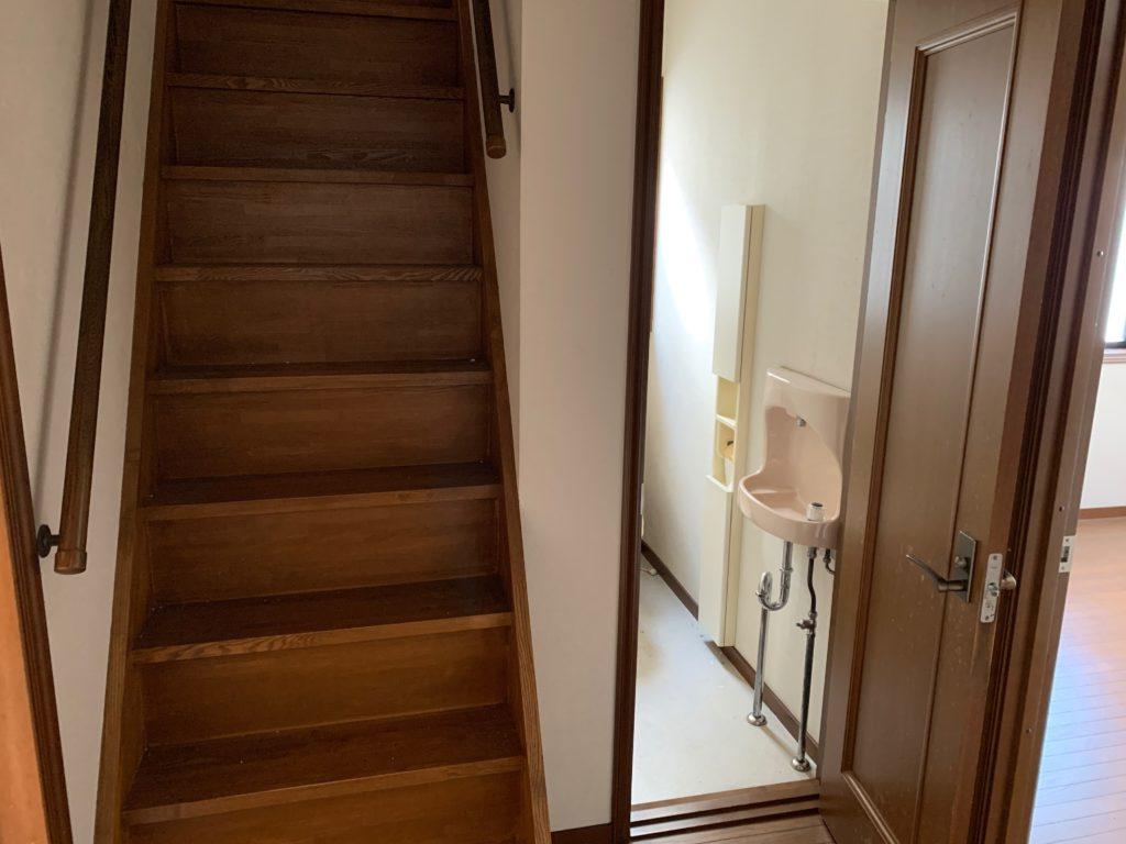 大田区三階建一軒家の生前整理(遺品整理)の写真6
