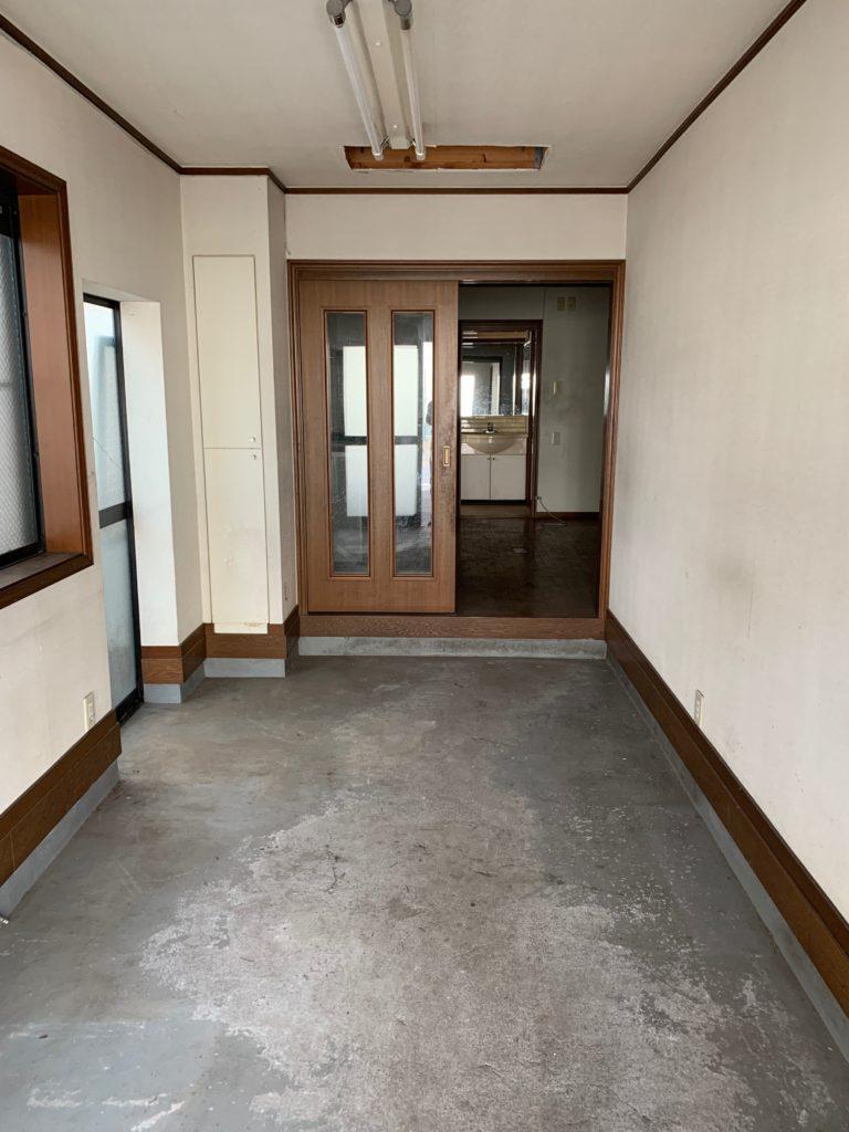 大田区三階建一軒家の生前整理(遺品整理)の写真2
