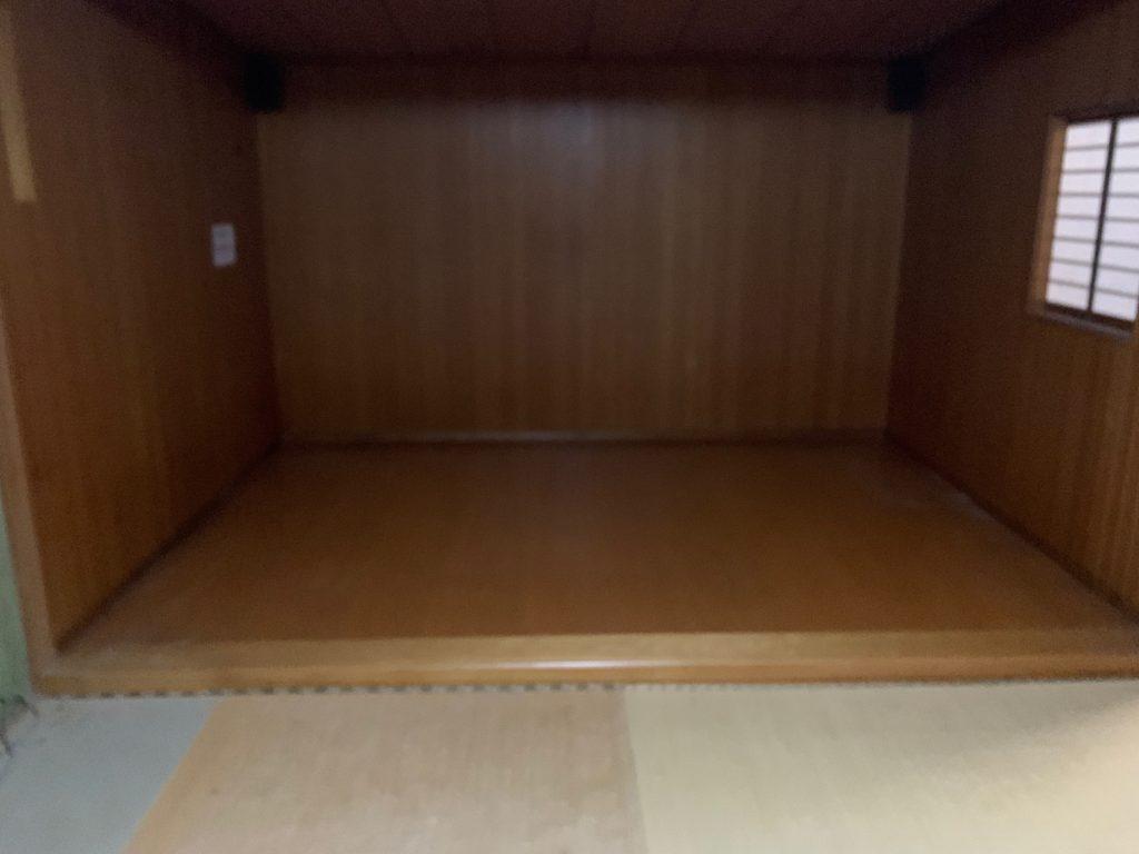 一軒家の生前整理後の写真(二階部屋2−1)品川区