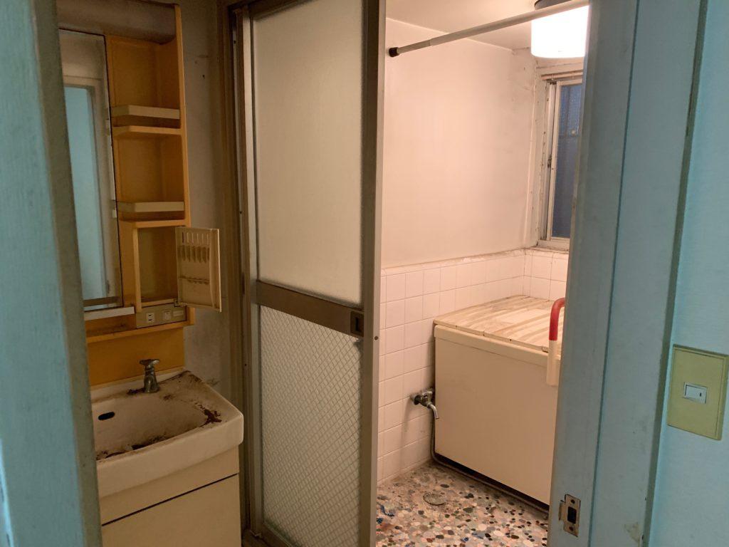 マンション一室の遺品整理後の写真6(渋谷区)
